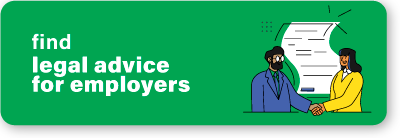 legal advice for employers