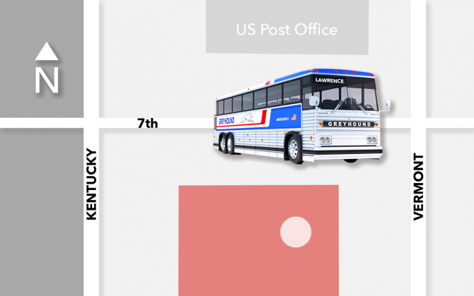 Greyhound Bus Info | Lawrence Public Library