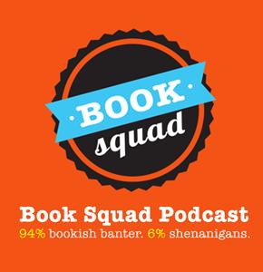 Book Squad Podcast Logo
