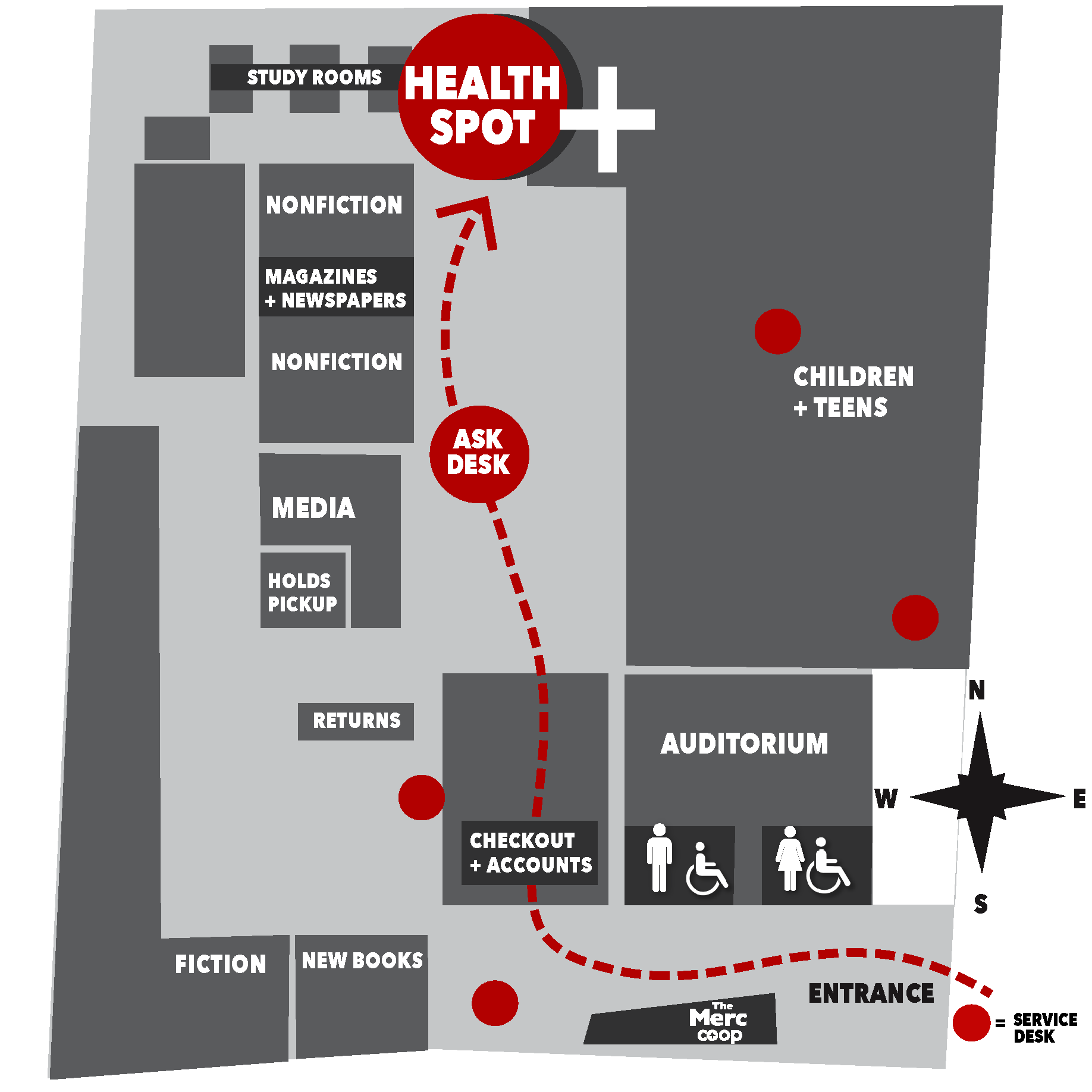 Health at the Library | Lawrence Public Library