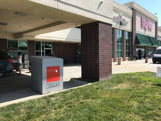 Book Drop Locations | Lawrence Public Library