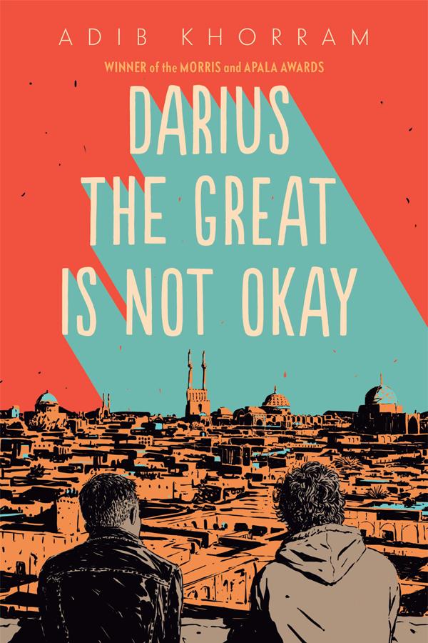 Darius The Great 600x900