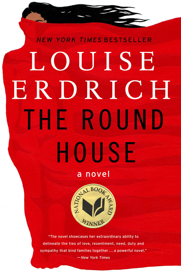 <p>The Round House book cover by Louise Erdrich</p>
