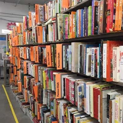 Friends Bookshelves