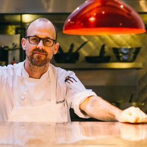 Chef Rick Martin