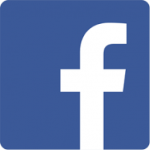 Facebook logo for website