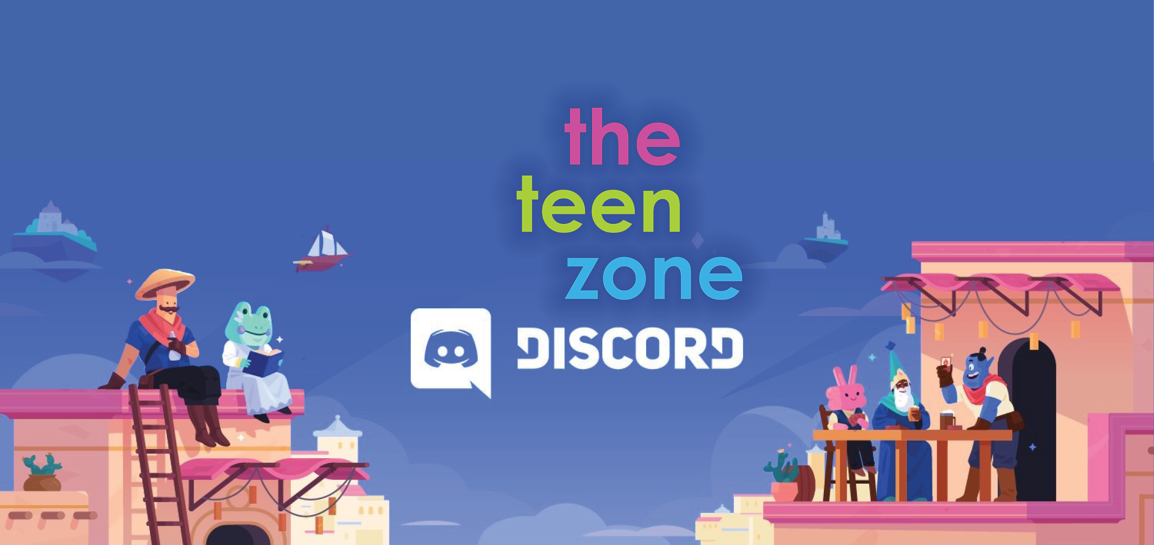 2020 10-21 Teen Zone Discord Header