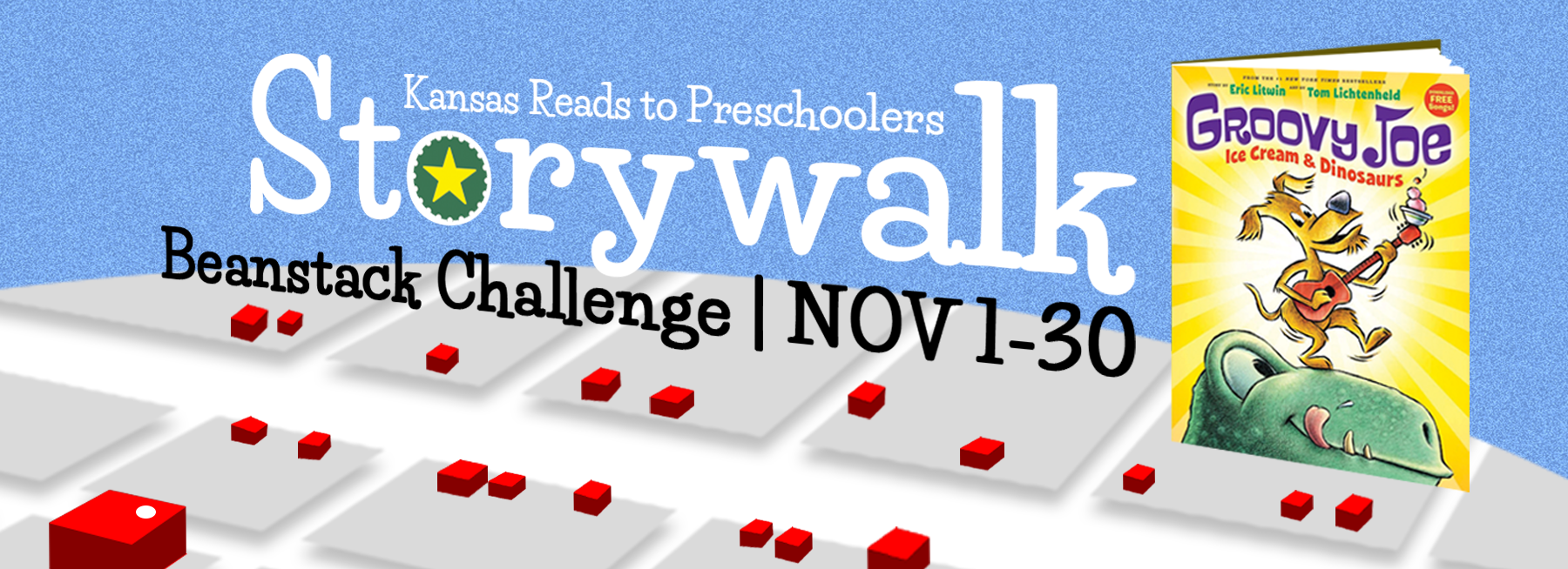 2020 10-28 Storywalk Beanstack Challenge
