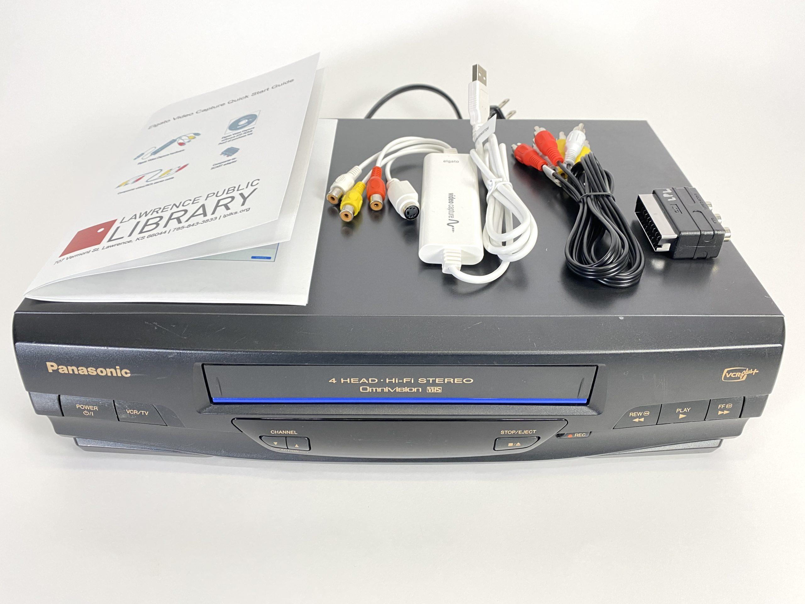 VHS Digitization Kit