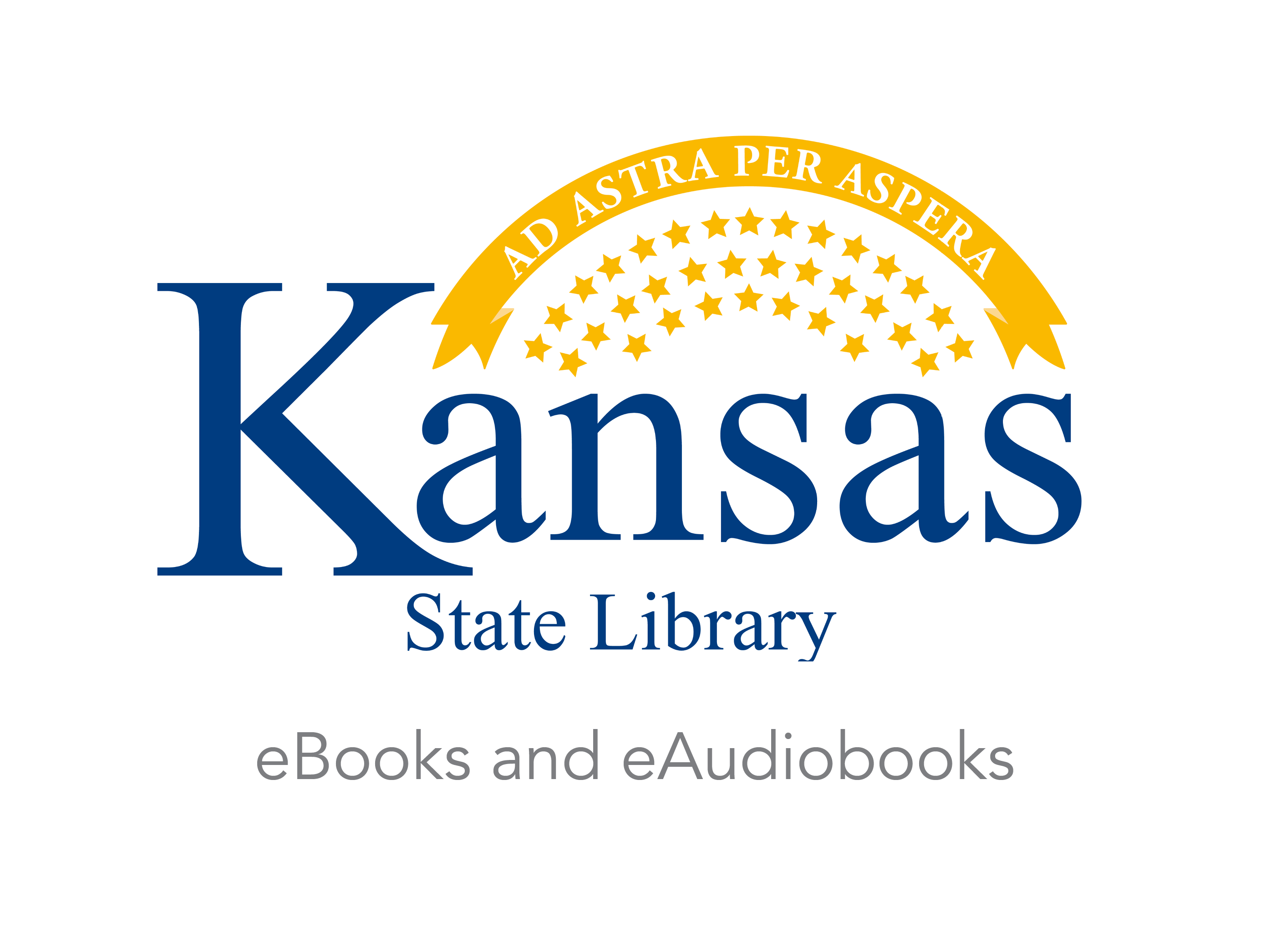 Web graphic for digital library Kansas state library