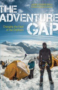 bc cover Adventure Gap James Edward Mills