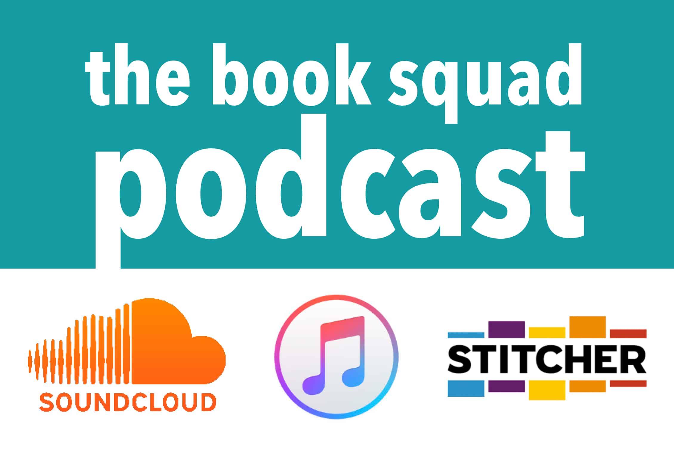 2021 Small web slider book squad podcast
