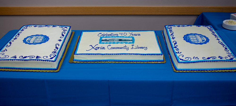 40th Anniversary Celebration | Greene County Public Library