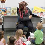 Pirate story time