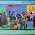 Jamming at the Savoy by Romare Bearden