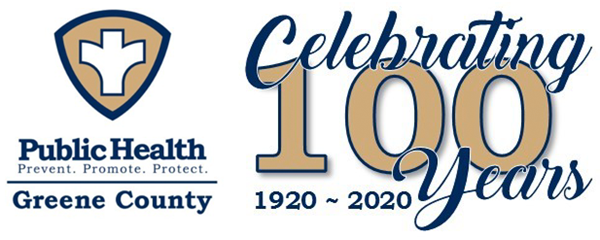 Greene County Public Health: Celebrating 100 Years (1920–2020)