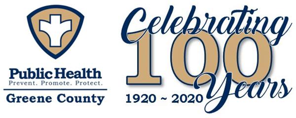 Greene County Public Health: Celebrating 100 Years (1920–2020)