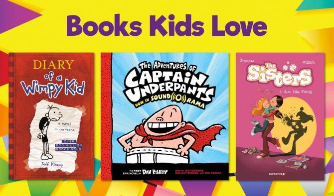 Books Kids Love