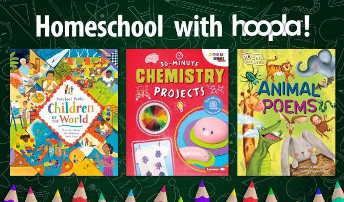 Homeschool with Hoopla