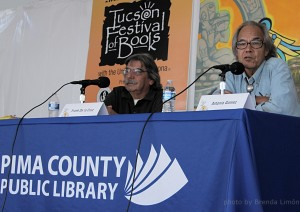 photo of authors Frank De La Cruz and Antonio Gomez