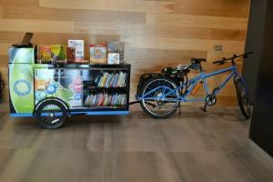 Omaha Public Library Bookbike