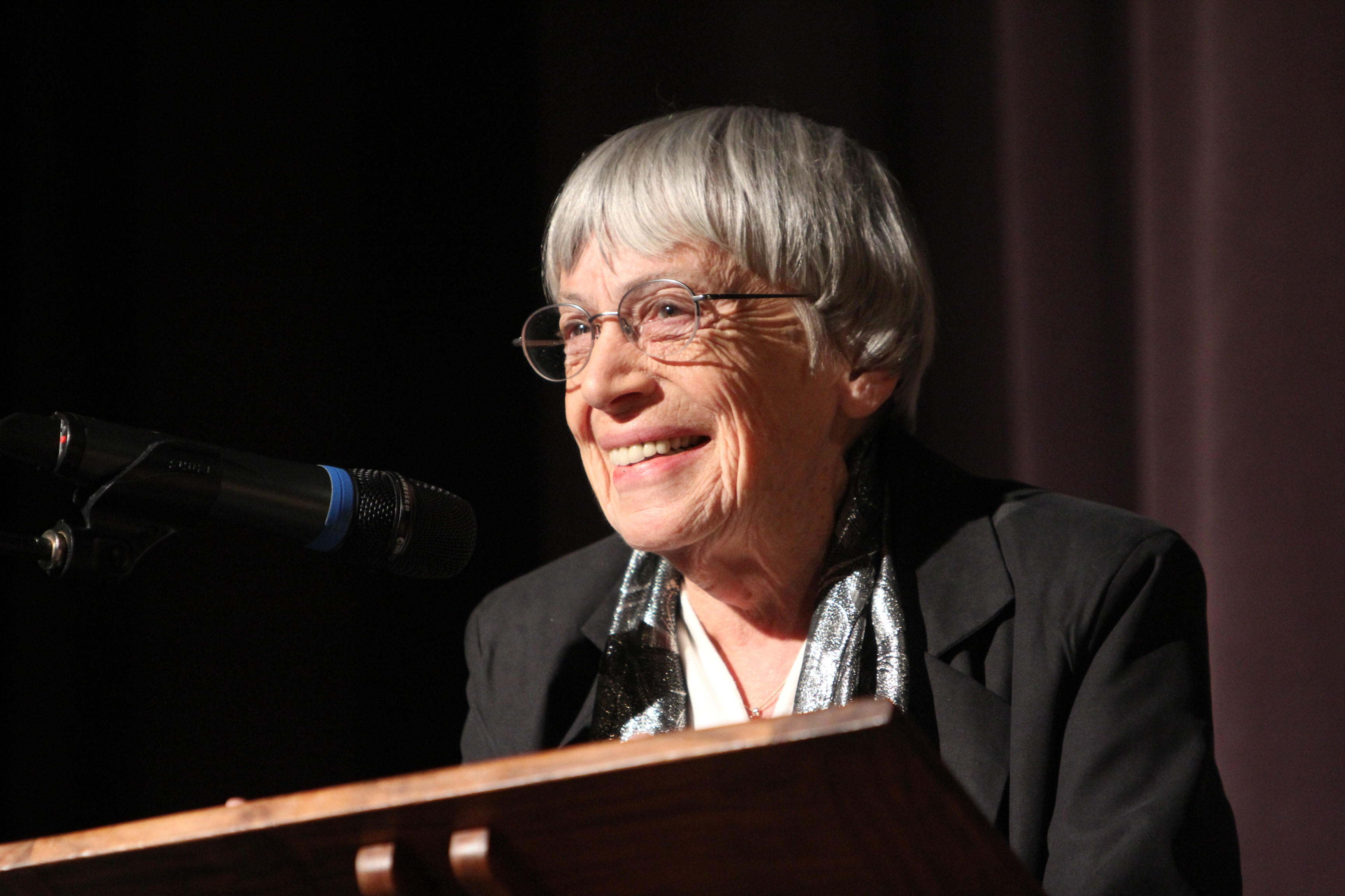 Where to start with Ursula K. Le Guin