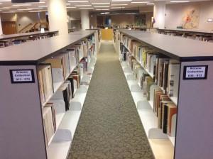 photo of Cele Peterson Arizona Collection at Joel D. Valdez Main Library
