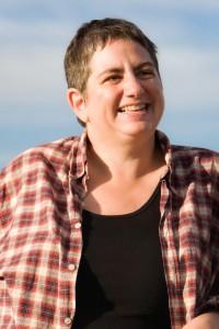 Janni Lee Simner, author of the Bones of Faerie series