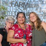 Cheryl McCurry, Lupita Chavez, and Rose Kowalski