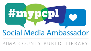 Become a Social Media Ambassador, another way to volunteer for the library!