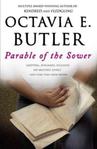 Cover of Parable of the Sower by Octavia E. Butler