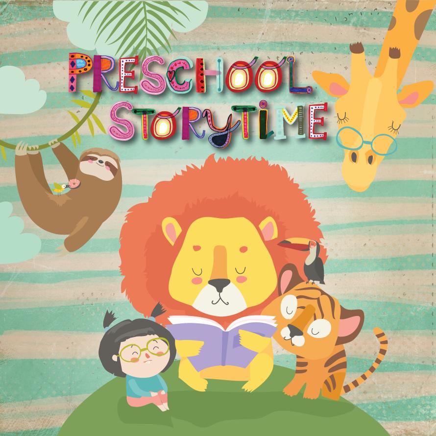 Preschool Storytime image