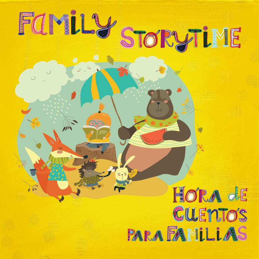 Family Storytime | Hora de cuentos para familias