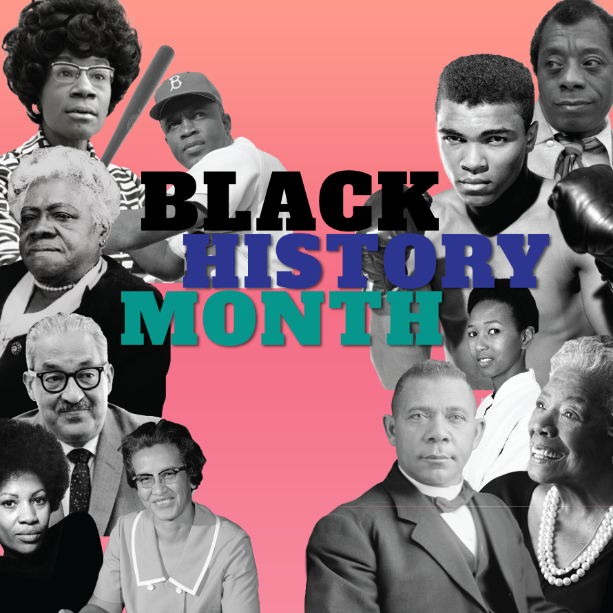 Celebrate Black History Month At Your Library Pima County Public Library