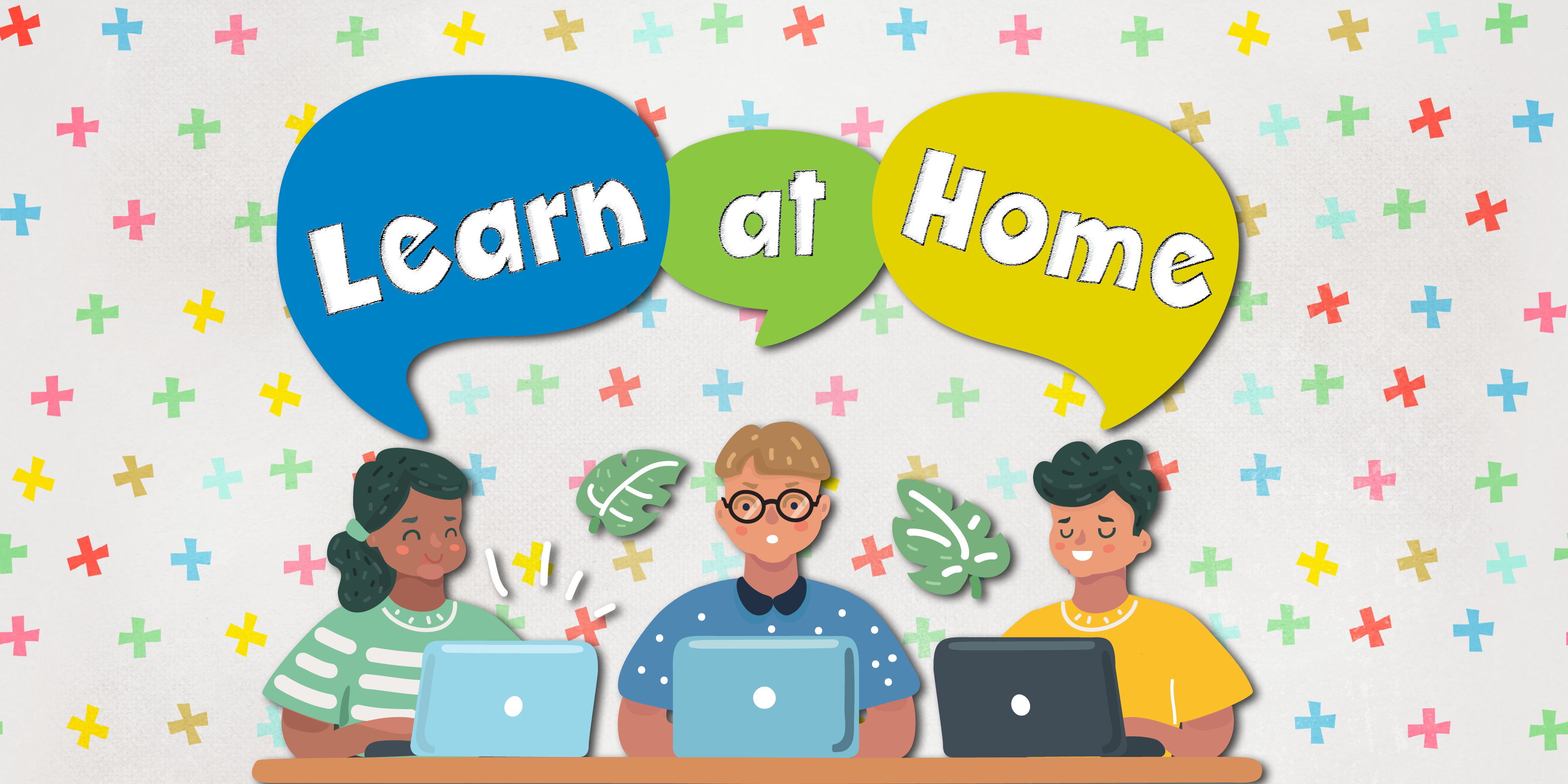 Learn at Home 890X445