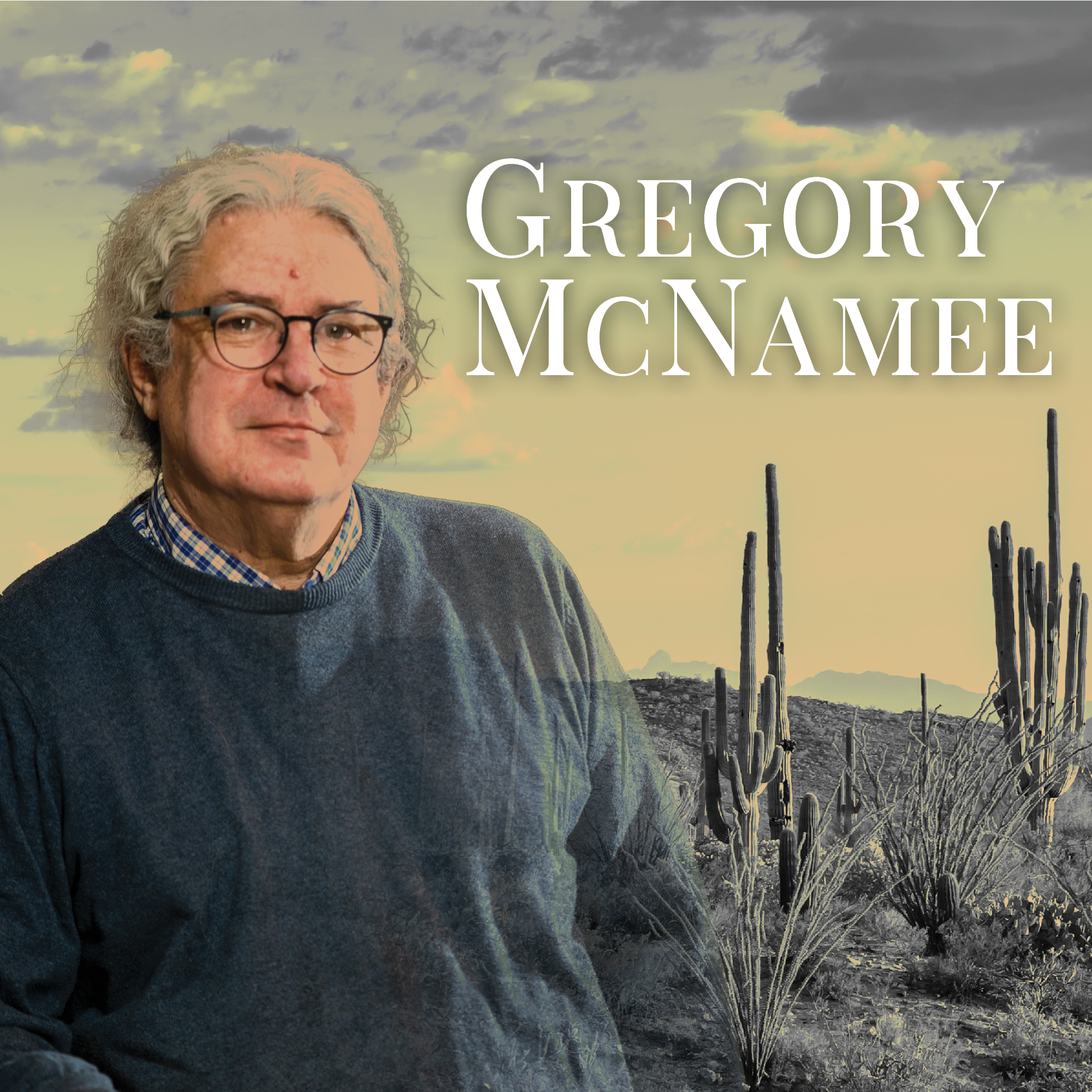 Gregory McNamee Writer in Residence image