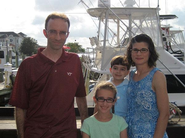 The Brostek Family