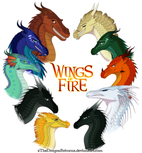 If You Like The Wings Of Fire Series By Tui Sutherland Central