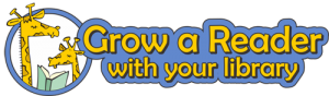 Grow a Reader with Your Library logo