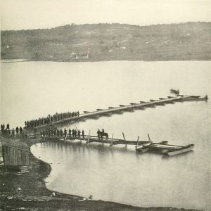 Aquia Creek Landing during the Civil War