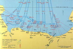 Naval Bombardments on D-Day