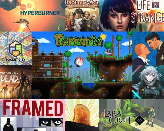 The Best Games For Ios Android And Amazon Fire Central