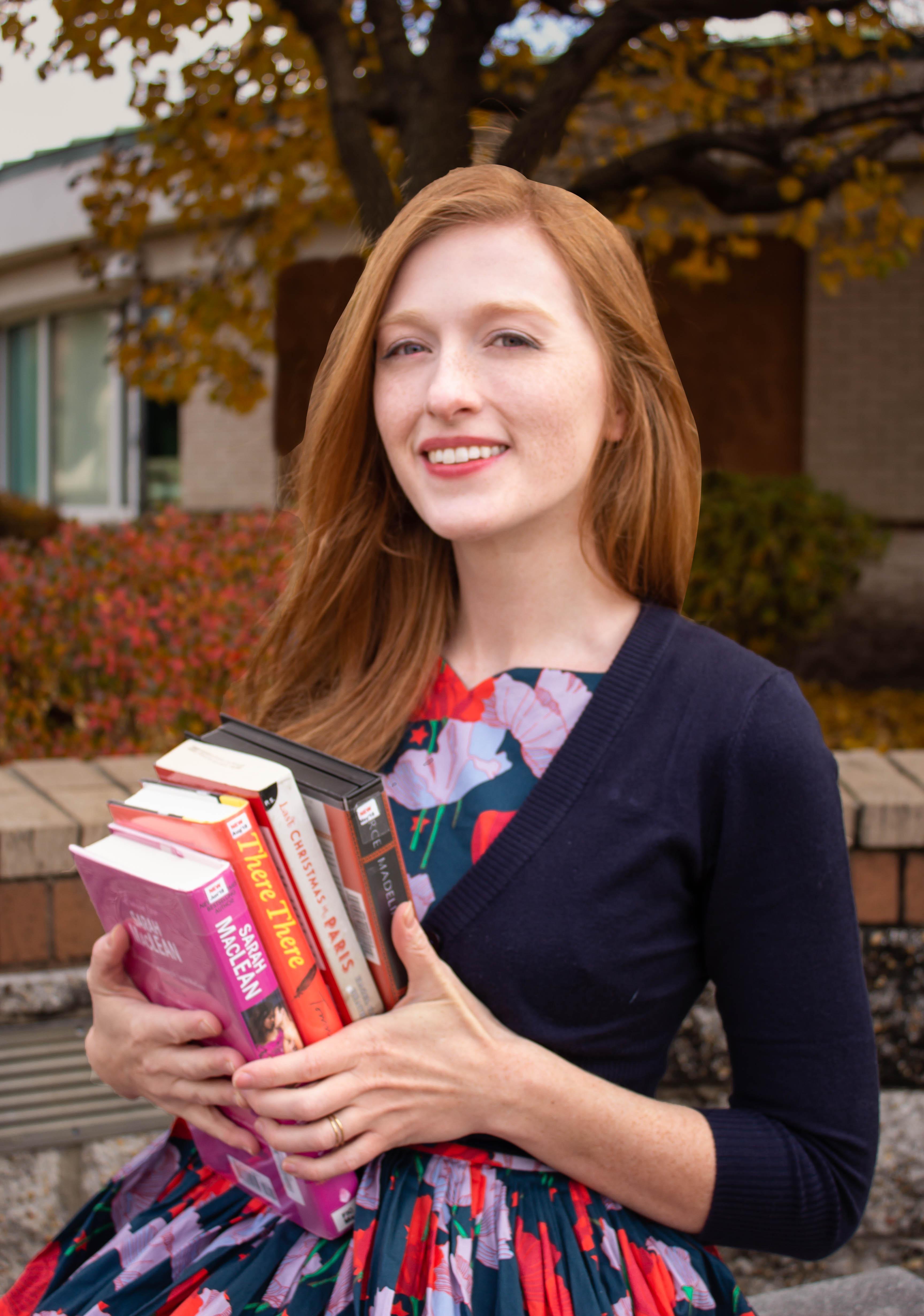 My Librarian: Rachel