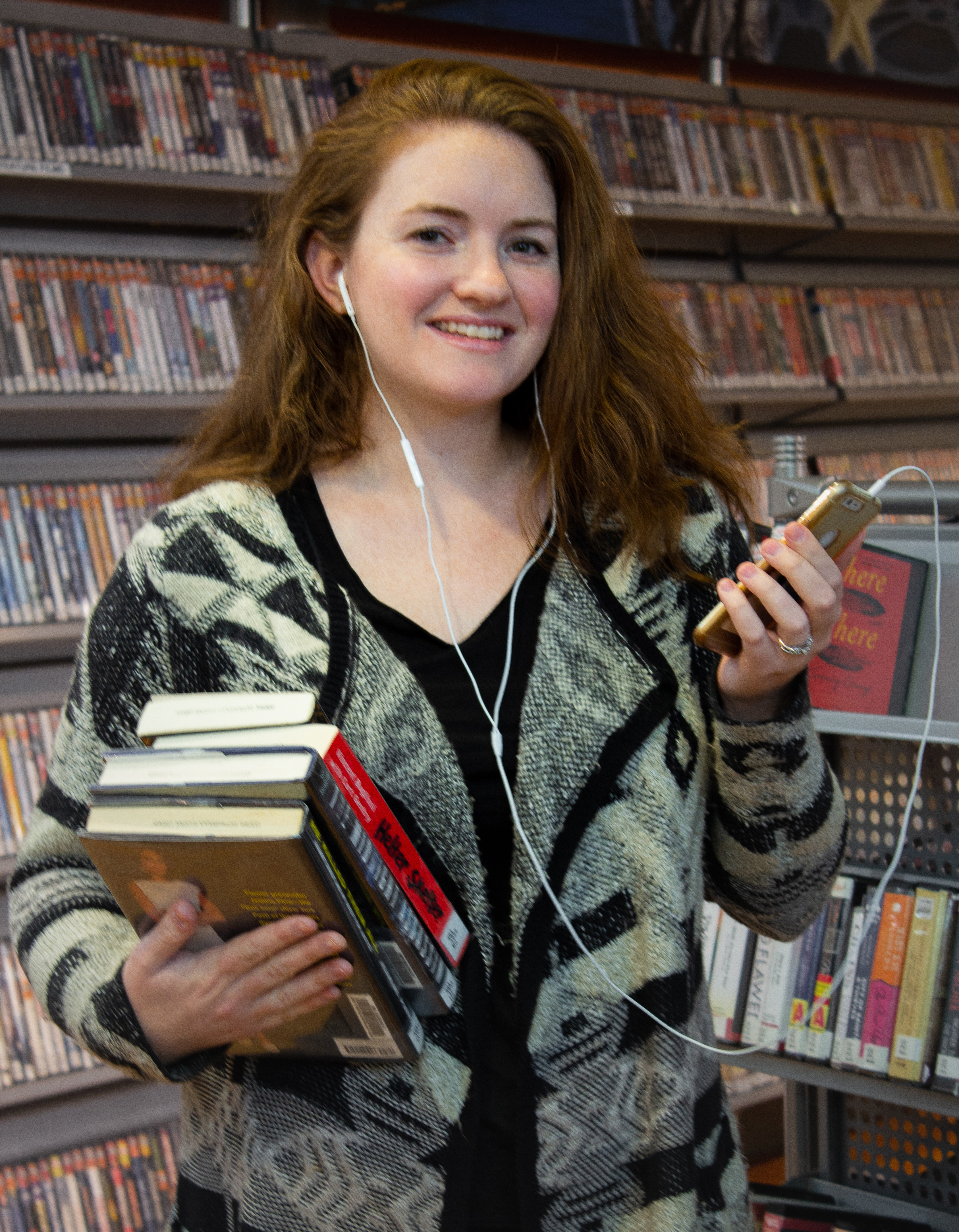 My Librarian: Katie