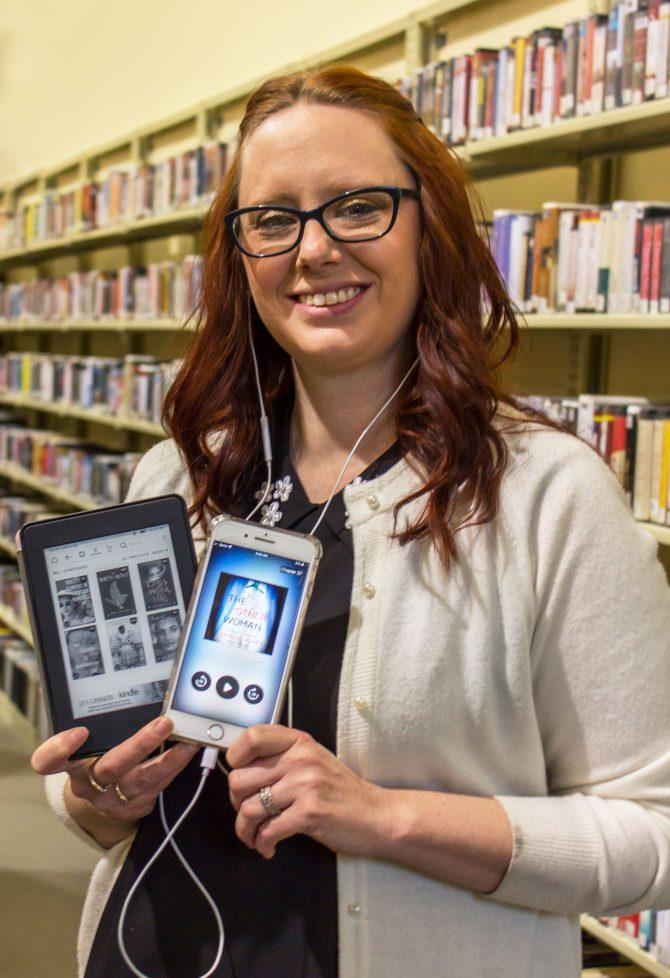 My Librarian: Erin