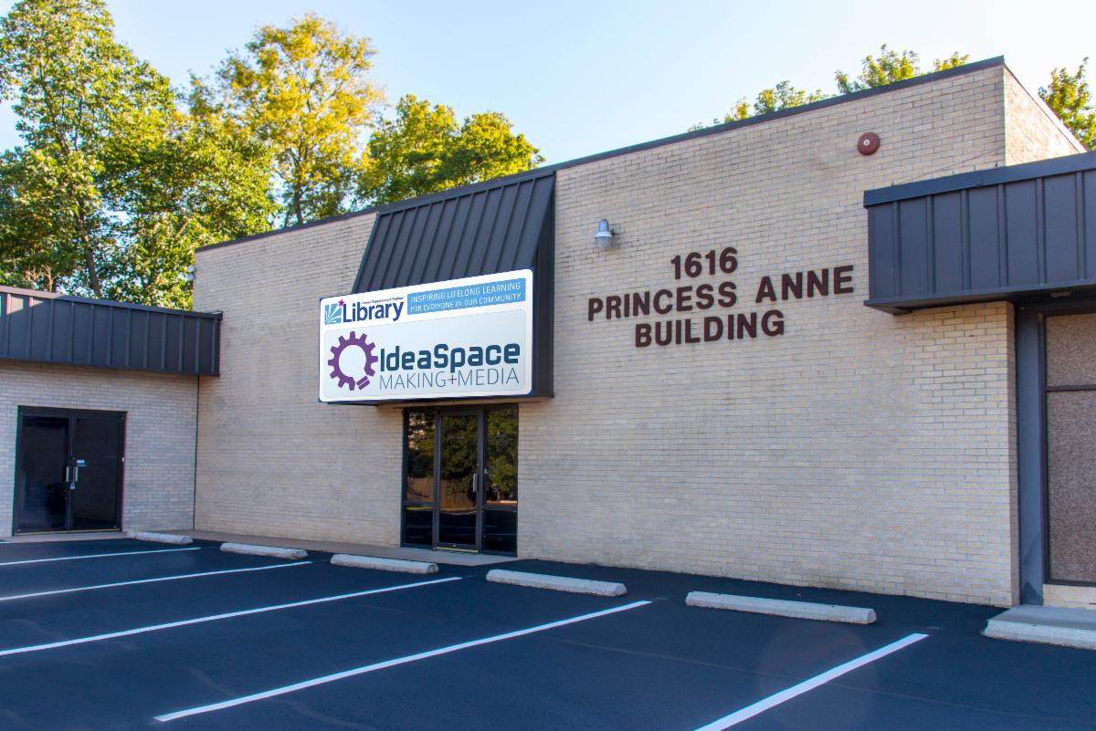 IdeaSpace Exterior