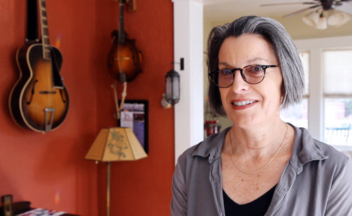 Poet Claudia Emerson