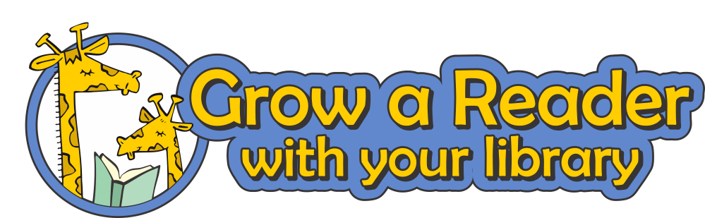 Grow a Reader logo