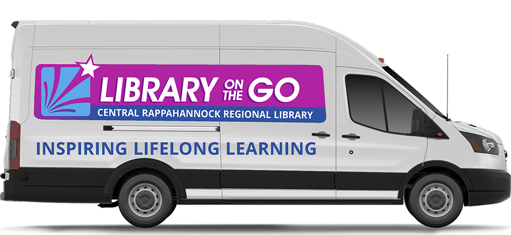 Library on the Go vehicle