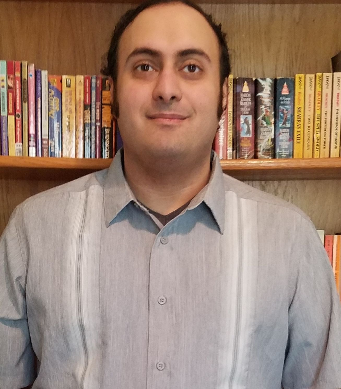 My Librarian: Babak